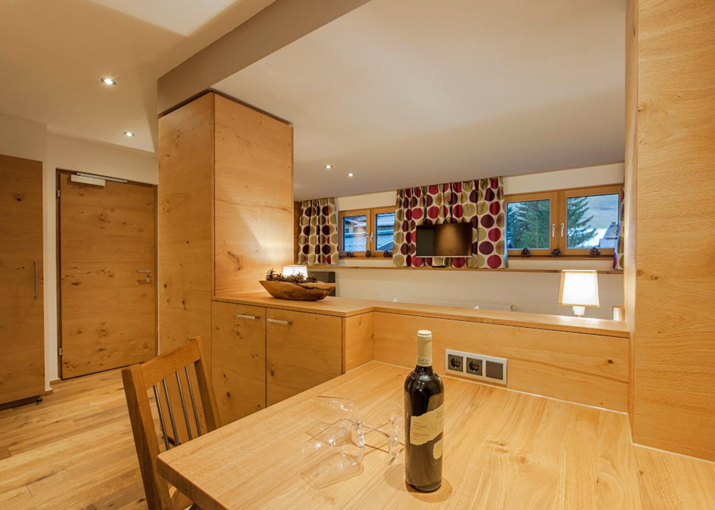 Apartments In Sankt Anton Arlberg Apartmenthouse Battisti Top